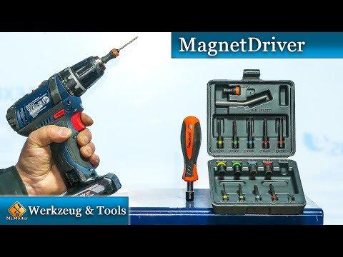 Magnetischer Bithalter Test / MagnetDriver by Micaton + Bonus