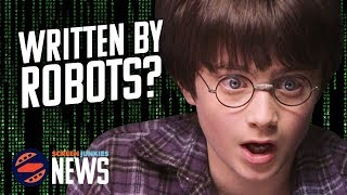 Robot Writes New Harry Potter Chapter