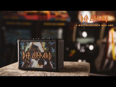 BLACKSTAR FLY3 Bluetooth - DEF LEPPARD