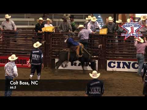 2021 NJHFR Saddle Bronc Steer Riding World Champion