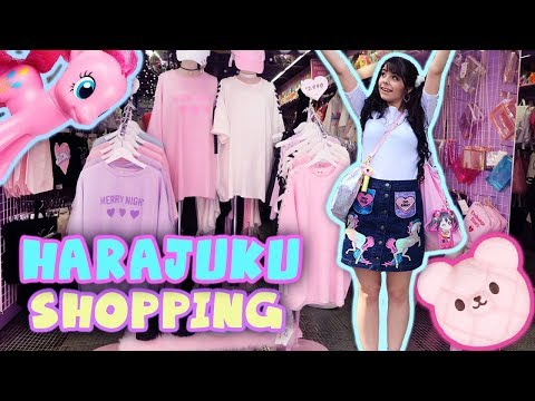 I FOUND LPS IN JAPAN?! HARAJUKU SHOPPING! Food, Fun & Kawaii Clothes! | Alice LPS