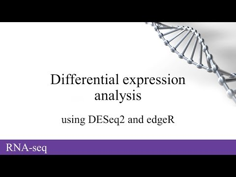 RNA-seq course: Differential expression analysis