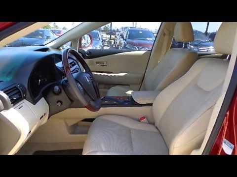 2010 Lexus RX 450H - Northside Lexus - Houston, TX 77090