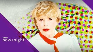 Marianne Faithfull: 'Finally understood' - BBC Newsnight