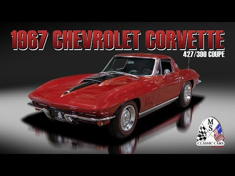 Video of '67 Corvette - Q4IX
