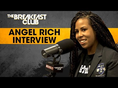 Angel Rich Explains The History Of The Black Dollar, Financial Literacy, Black Tech + More