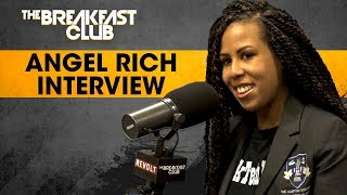 The Breakfast Club - Angel Rich Explains The History Of The Black Dollar, Financial Literacy, Black Tech + More