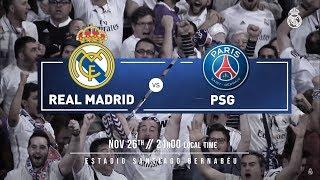 PREVIEW | Real Madrid vs PSG