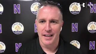 Football - Citrus Bowl Postgame Presser (1/1/21)