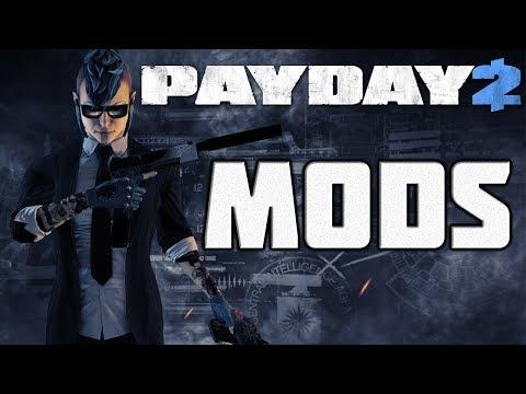 PayDay 2 МОДЫ # 1 ► Установка, Настройка и Советы!