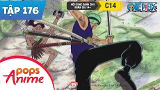 One Piece Tập 176- Vùng Đất Của Cây Đậu Khổng Lồ - Đại Chiến Phía Trên Khu Tàn Tích - Phim Hoạt Hình