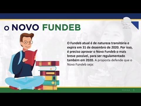 Educação - Ciclo de debates sobre o novo Fundeb - 30/10/2019 - 08:03