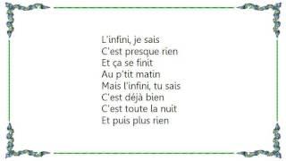 Christophe - Parle Lui de Moi Lyrics