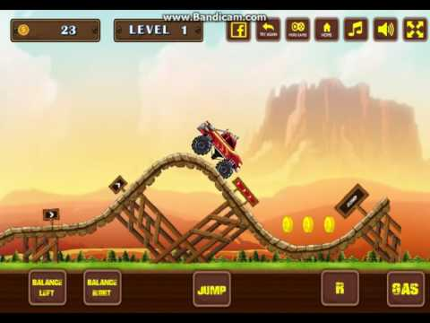 Monster Truck Madness Construct 2 Game Source Code