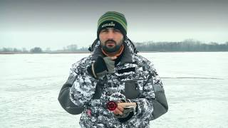 Удочка для зимней рыбалки балансиром