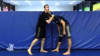 preview picture of video 'MMA 121 - Tips For The Muay Thai Clinch / Double Neck Clinch'
