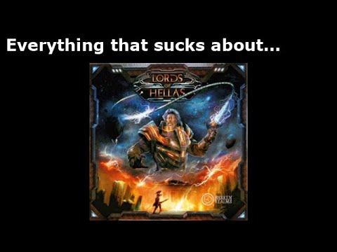 Everything that sucks about... Lords Of Hellas