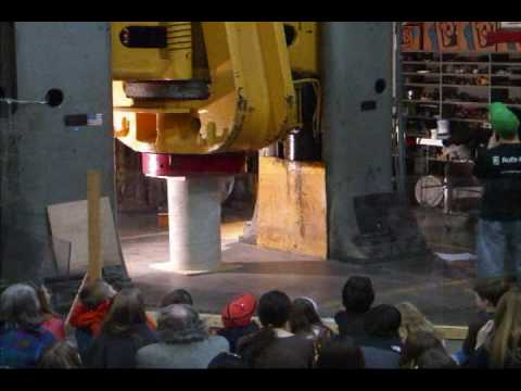 Concrete Crusher Vs. Concrete Is As Entertaining As You'd Expect