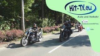 preview picture of video 'Motorradkorso durch Zwickau mit über 700 Bikern 31.05.2014'