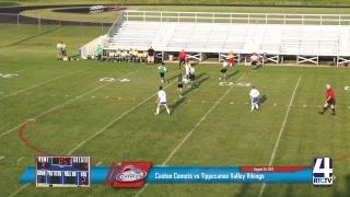 Caston Soccer vs Tippecanoe Valley