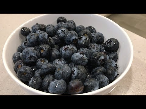 mp4 Nutrition Facts Blueberries, download Nutrition Facts Blueberries video klip Nutrition Facts Blueberries