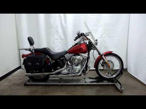 2004 Harley-Davidson FXST/FXSTI Softail® Standard in Eden Prairie, Minnesota - Video 1