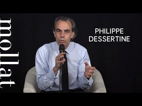 Rencontre Philippe Dessertine
