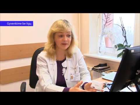 Hipertenzijos kodas mikrobiologijai 10 suaugusiesiems