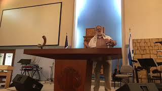 Shabbat Sermon - April 27, 2019