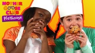 Muffin Man | Mother Goose Club Playhouse Kids Video