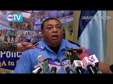 Policía Nacional incauta droga en el puesto fronterizo El Guasaule