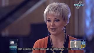 """""""Кисельов. Авторське"""". Гість програми Марія Максакова. 14 січня 2018 року"""