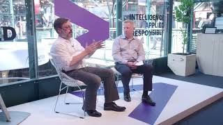 COGX 2018 - Intelligence Applied Responsibly