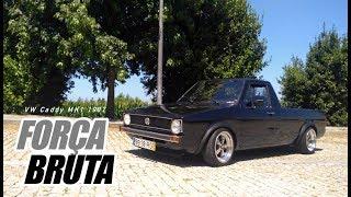 AutoPlayerz On Board - VW Caddy MK1 Turbo Diesel 1987 ft. Canal Sobre Rodas PT