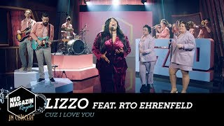 "Lizzo Feat. RTO Ehrenfeld   ""Cuz I Love You"" 
