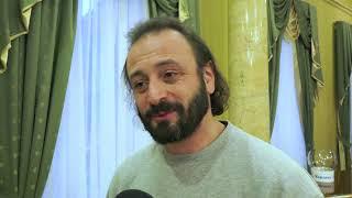 Фигурист Илья Авербух: Азербайджан сможет вырастить собственную школу фигуристов!