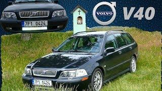 Volvo V40 s Otřesným Volantem 🚯 a Klouzavou Kůžičkou 🍗 - 2.0 Turbo