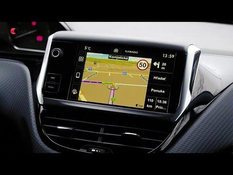 Sygic Car Navigation (MirrorLink, Pegueot)