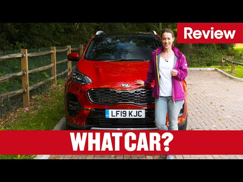 2020 Kia Sportage review – the best family SUV? | What Car?