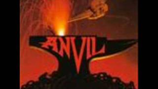 ANVIL  FORGED IN FIRE, LIVE IN CONCERT