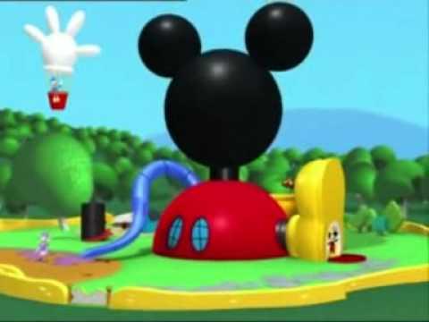 Disney Junior - Mickeyho Klubík (Znělka)