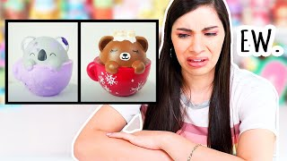 Reacting to My OLD Squishy Makeovers