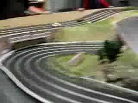 New  Shelmore Slot Car Track