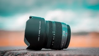 Panasonic 7-14mm F4 ASPH Review with Panasonic G85 2017