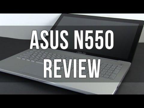 ASUS N550 / N550JV review