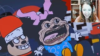 СЛИШКОМ много КРИКОВ! / Реакция на Mokey