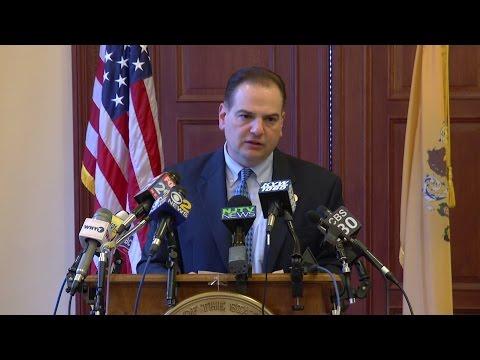 Sen. Scutari Unveils Bill to Legalize Recreational Marijuana in NJ
