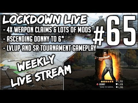 Archived Stream: Lockdown Live #65, The Walking Dead Road to Survival