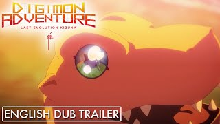 Digimon Adventure: Last Evolution Kizuna (2020) | Official English Dub Trailer | Toei Animation