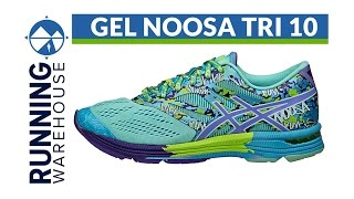 Asics Gel-Noosa Tri 10 Women's Running Shoes video